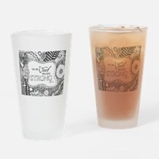 Cute Shaded Drinking Glass