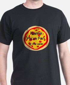 Funny Pizza Fan T-Shirt