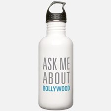 Ask Me Bollywood Water Bottle