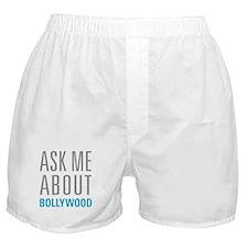 Ask Me Bollywood Boxer Shorts