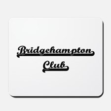 Bridgehampton Club Classic Retro Design Mousepad