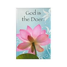 God Is The Doer Magnets