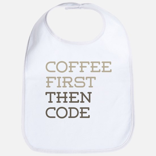 Coffee Then Code Bib