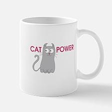 Cat Power Mugs