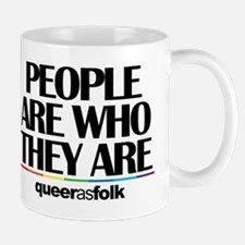 Queer as Folk: People Mug
