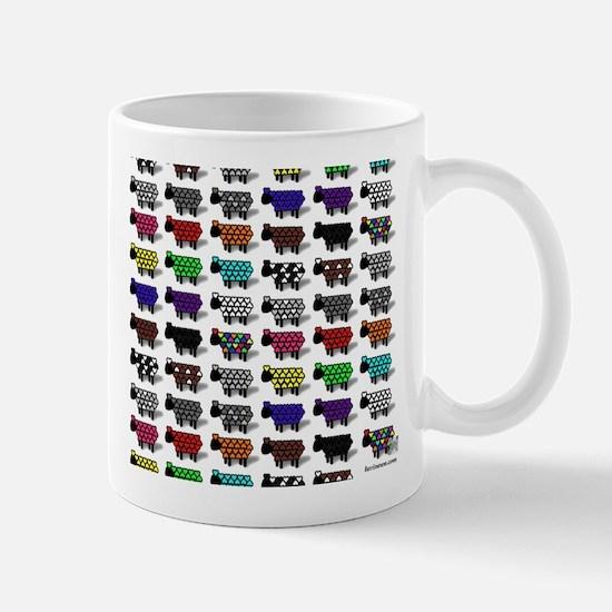 Logo Flock Mugs