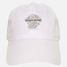 Parapsychology Wordle Baseball Baseball Cap
