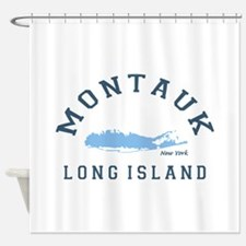 Montauk - Long Island. Shower Curtain