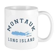Montauk - Long Island. Mug Mugs