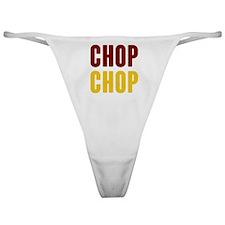 Tomahawk Chop Classic Thong