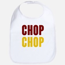 Tomahawk Chop Bib