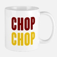 Tomahawk Chop Mugs