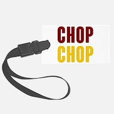 Tomahawk Chop Luggage Tag