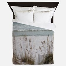 Sandy Beach Queen Duvet