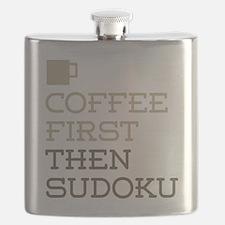Coffee Then Sudoku Flask