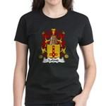 Lafond Family Crest Women's Dark T-Shirt