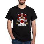 Lafleche Family Crest Dark T-Shirt