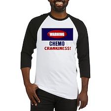 Chemo Crankiness Baseball Jersey