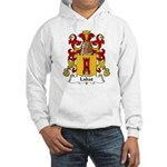 Labat Family Crest Hooded Sweatshirt
