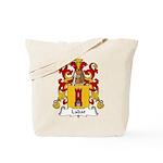 Labat Family Crest Tote Bag