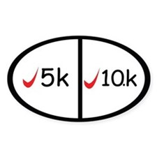 5k and 10k completed Decal
