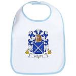 Labadie Family Crest Bib