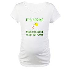 Spring Wet Plants Shirt