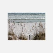 Sandy Beach 5'x7'Area Rug