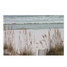 Sandy Beach Postcards (Package of 8)