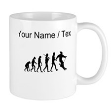 Skiing Evolution Mugs