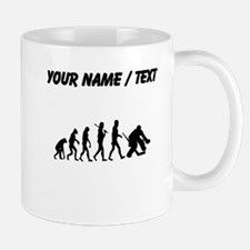 Hockey Goalie Evolution Mugs