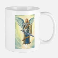 Saint Archangel Michael Mugs