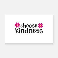Choose Kindness - Rectangle Car Magnet