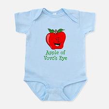 Apple of Vovo's Eye Body Suit
