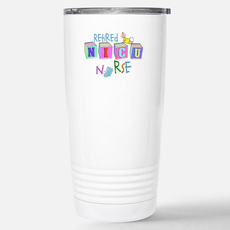 stainless steel travel mug - Nicu Travel Nursing