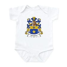 Jourdan Family Crest Infant Bodysuit