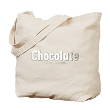 Chocolate White Meat Tote Bag