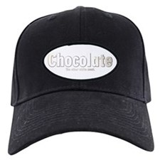 Chocolate White Meat Baseball Hat