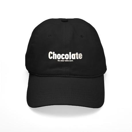 Chocolate White Meat Black Cap
