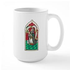 Hospitaller Knight at Prayer Mugs