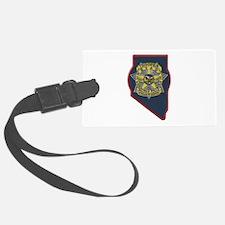 Nevada Highway Patrol 50 Luggage Tag