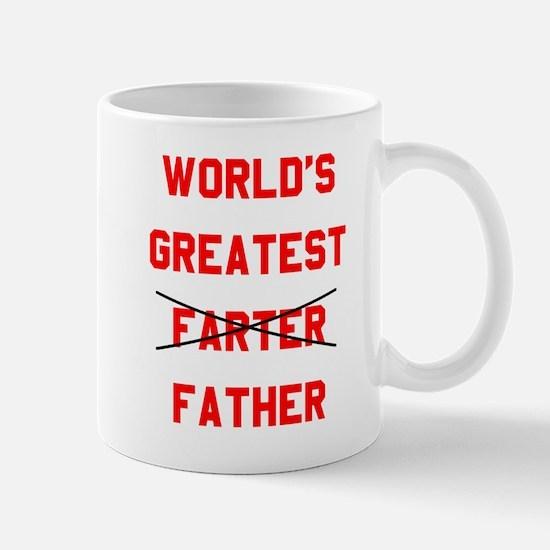 World's Greatest Father Mugs