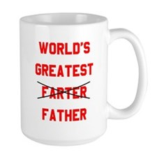 World's Greatest Father Mugs