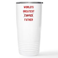 World's Greatest Father Travel Mug