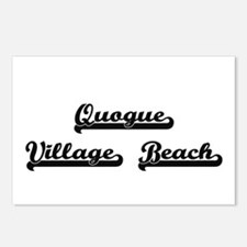 Quogue Village Beach Clas Postcards (Package of 8)
