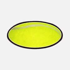 Tennis Ball Sport Patch