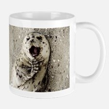 Harbor Seal Pup Mugs