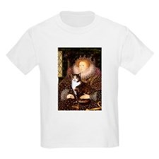 The Queen's Calico Cat (#1) T-Shirt