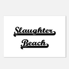 Slaughter Beach Classic R Postcards (Package of 8)