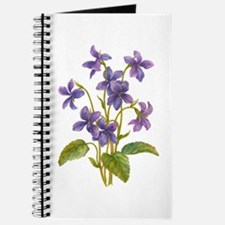 Purple Violets Journal